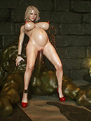 Forbidden pleasure depraved blonde - Elf slave 3 Two Elves by Jared999d