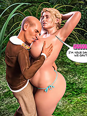 Dad, my body is burning with pleasure - Lost Family 8 (Milf) by Pig King